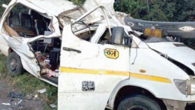 Photo of Six footballers die in gory accident in the Ashanti Region