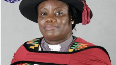 Photo of Dr. Grace Sintim Adasi appointed new Principal of  Agogo Presbyterian Women's University College of Education