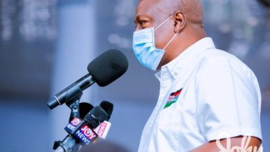 Photo of We're confident of victory based on our own polls-Mahama
