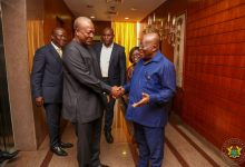 "Photo of Akufo-Addo: Mahama's election petition ""incompetent and vexatious"""