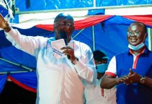 Photo of We don't want any independent candidate business – Bawumia to NPP supporters