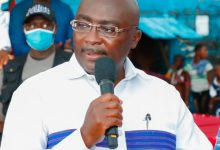 Photo of Your work is not enough – #FixTheCountry Movement organisers to Bawumia