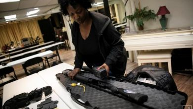 Photo of Gun sales soar amid fears for the future