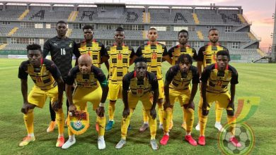 Photo of Black Stars leave Accra for Johannesburg today
