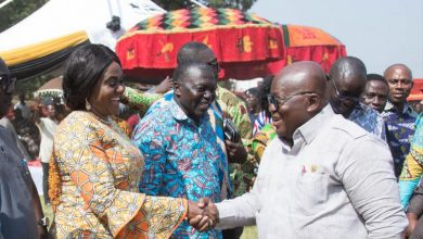 Photo of Akufo-Addo Calls for Emergency Action on Creative Arts Bill