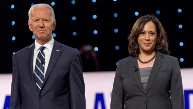 Photo of Biden campaign halts Kamala Harris' travel after two people in campaign's orbit test positive for coronavirus