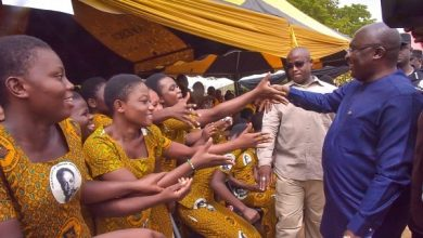 Photo of There are more females in school now because of Free SHS – Bawumia