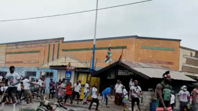 Photo of Video: NDC, NPP supporters clash at Jamestown