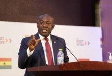 Photo of Oppong Nkrumah explains why his microfinance firm collapsed