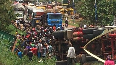 Photo of A/R: Three dead with over a dozen injuries in separate road accidents [Photos]