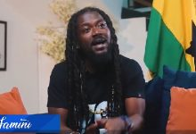 Photo of Video: Vote Akufo-Addo, his ambulance was there for me when I had an accident – Samini