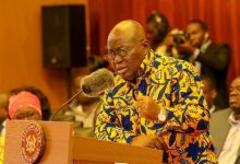Photo of Akufo-Addo accepts the nomination of Kissi Agyebeng as Special Prosecutor