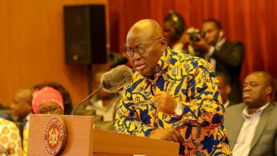 Photo of I'm determined to enforce laws on illegal mining – Akufo-Addo
