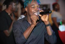 Photo of Camidoh Awarded Emerging Artiste Of The Year At The UMB GTA 2020