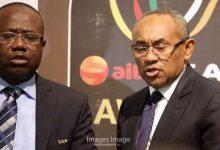 Photo of Kwesi Nyantakyi named in Ahmad Ahmad CAF scandal