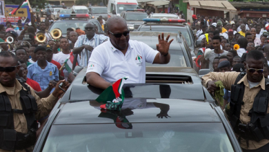 Photo of Mahama visits Asante-Akyem North today