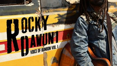 """Photo of Ghost Town"""" Video Premier from Rocky Dawuni """"Voice of Bunbon, Vol.1"""