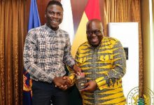 Photo of I endorse Akufo-Addo's good works – Stonebwoy