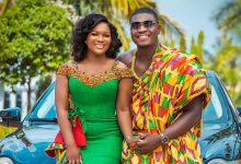 Photo of Photos: Joy FM's Lexis Bill marries long time girlfriend
