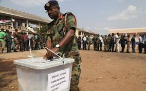 Photo of A/R: Over 17,000 persons to take part in special voting