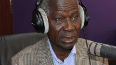 Photo of 'Why I weep for Ghana' – Nunoo-Mensah makes worrying revelations of the state of the nation