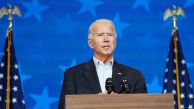 Photo of US election: Joe Biden wins presidency