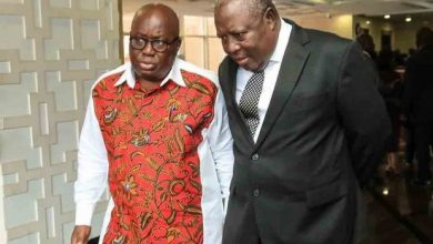 Photo of I didn't ask Martin Amidu to shelve Agyapa Report – Akufo-Addo