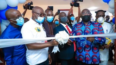 Photo of Bawumia commissions free Wi-Fi project for tertiary institutions