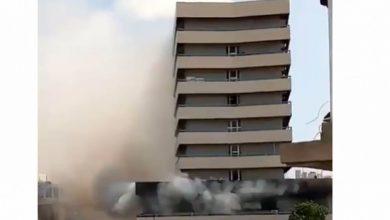 Photo of Photos: Fire guts Kantamanto branch of GCB