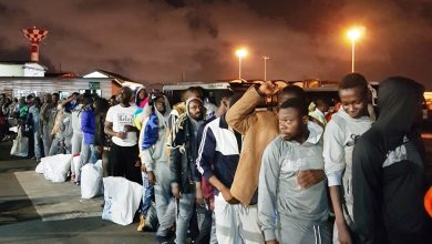 Photo of Over 150 Ghanaian migrants back from Libya