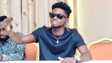 Photo of Sarkodie will see me in his house if I confirm NPP paid him – Kuami Eugene