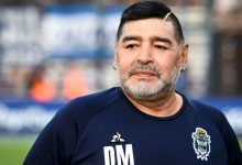 Photo of Diego Maradona has died aged 60