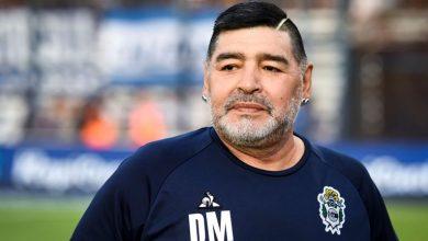 Photo of Diego Maradona has died aged 60