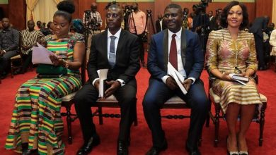 Photo of Senior leadership of EC to remain at post during Xmas break