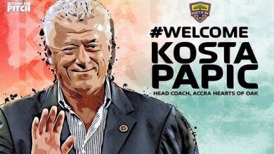 Photo of Hearts of Oak gets new coach