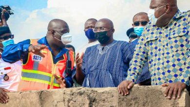 Photo of Kantamanto fire: Gov't to support affected traders – Bawumia assures