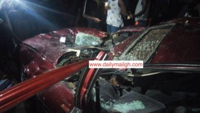Photo of 4 NPP supporters perish in accident during victory celebrations