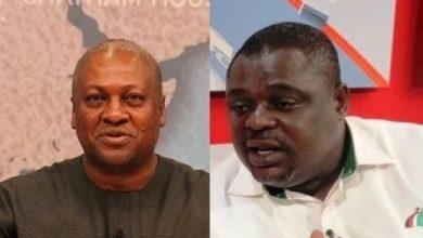 Photo of Don't plunge Ghana into anarchy, Anyidoho tells Mahama