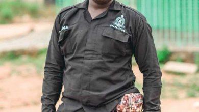 Photo of Falling AK47 accidentally kills policeman in Western Region