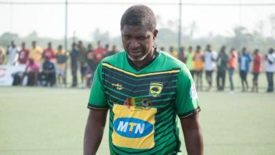 Photo of GPL: Kotoko sack Maxwell Konadu
