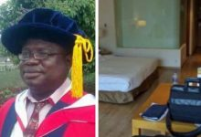 Photo of Polytechnic's rector suspended for fixing a king-sized bed in his office
