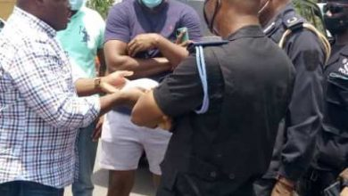 Photo of 'The head is indeed meant for thinking, not just wearing helmets' – Sam George tells Ghana Police