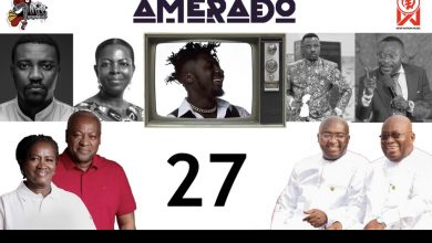 Photo of Amerado summarizes the 2020 Ghana elections in Yeete Nsem Episode 27