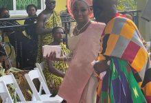 Photo of Photos: Akufo-Addo's Secretary, Nana Asante Bediatuo ties the knot