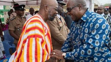 Photo of Going to court is a waste of money; Don't go – Henry Lartey tells Mahama