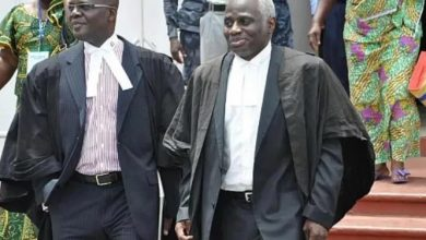 Photo of Tony Lithur heads Mahama's legal team in election petition