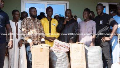 Photo of Asante Akyem North: Salt Media CEO donates to 17 Mosques [Photos]