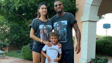 Photo of Kevin-Prince Boateng's second marriage ends in divorce