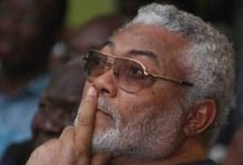 Photo of Former President Rawlings' Burial begins today