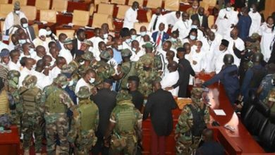 Photo of Ghana's military went far by interfering in parliamentary proceedings – Lawyer